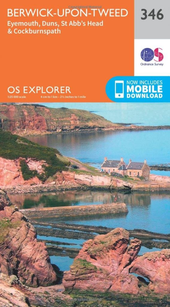 OS Maps of Northern England - Northumberland