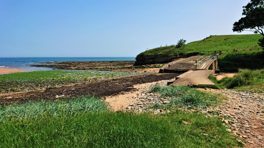 Craster and Howick walk guide