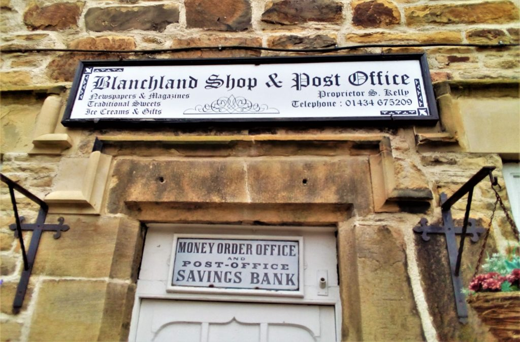 Blanchland and Bolt's Law