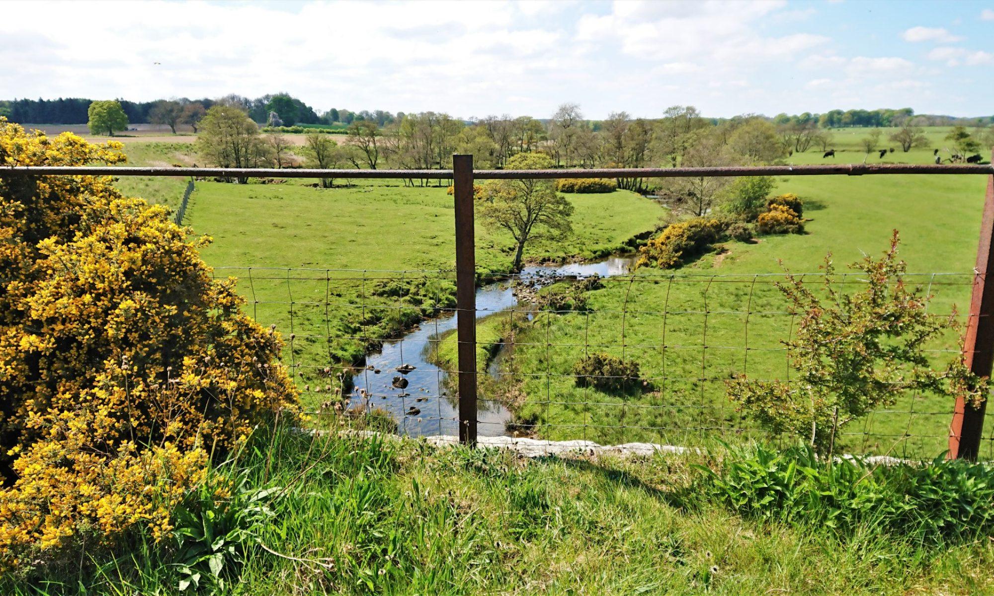 Walking North England